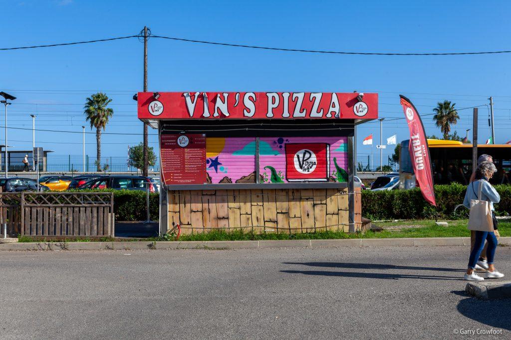 Vins pizza RN7 Villeneuve-Loubet 2021