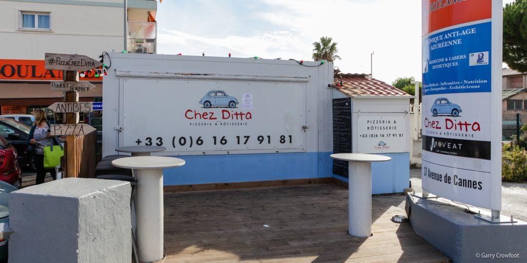 Chez Ditto Avenue de Cannes Food Truck