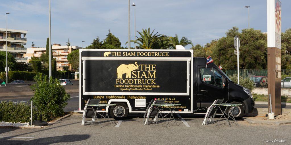 Siam Food Truck Casino Badine Antibes